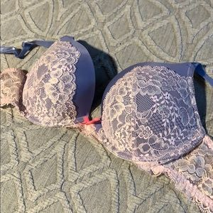 Victoria Secret Lingerie Push Up Bra